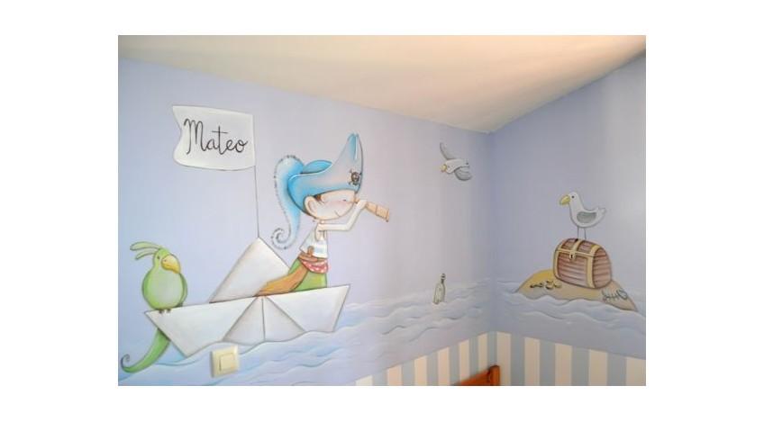 ideas originales para decorar la habitacin de tu beb