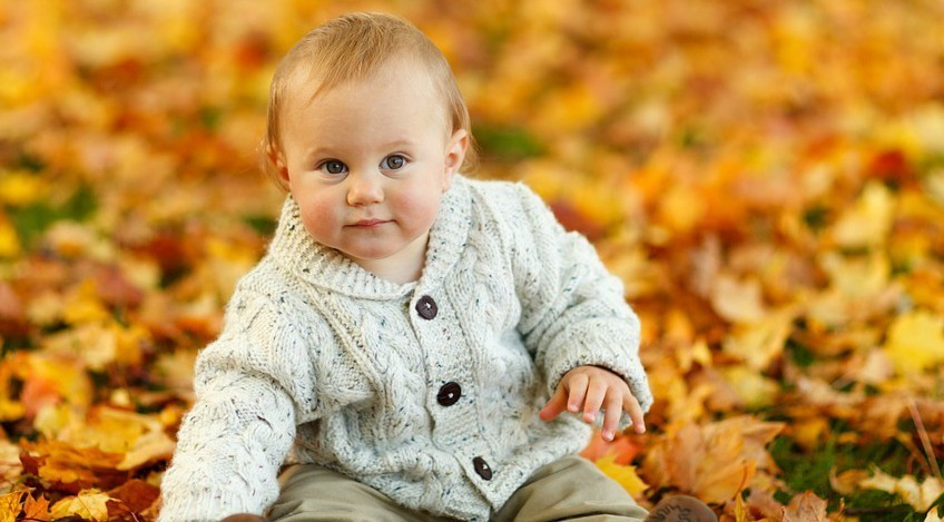 Tendencias para bebés este otoño
