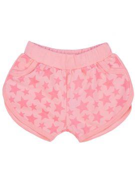 SHORTS K PINK STAR
