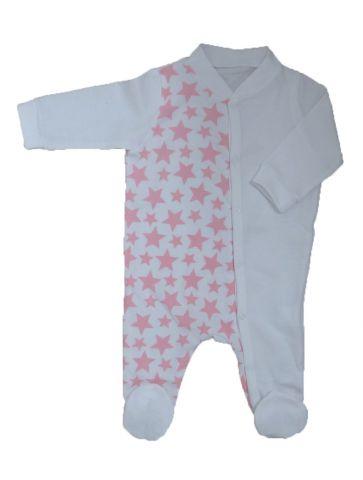 Pajamas stars White