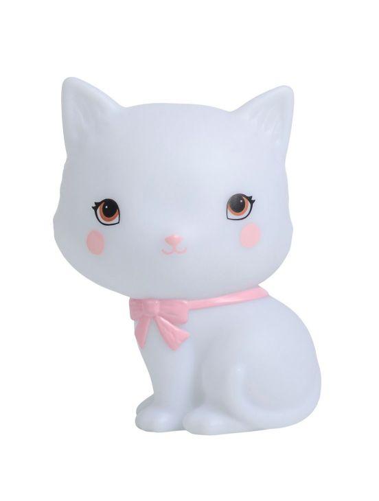 Mini luz kitty Blanco