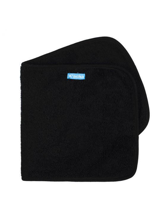 Towel multi-purpose Black