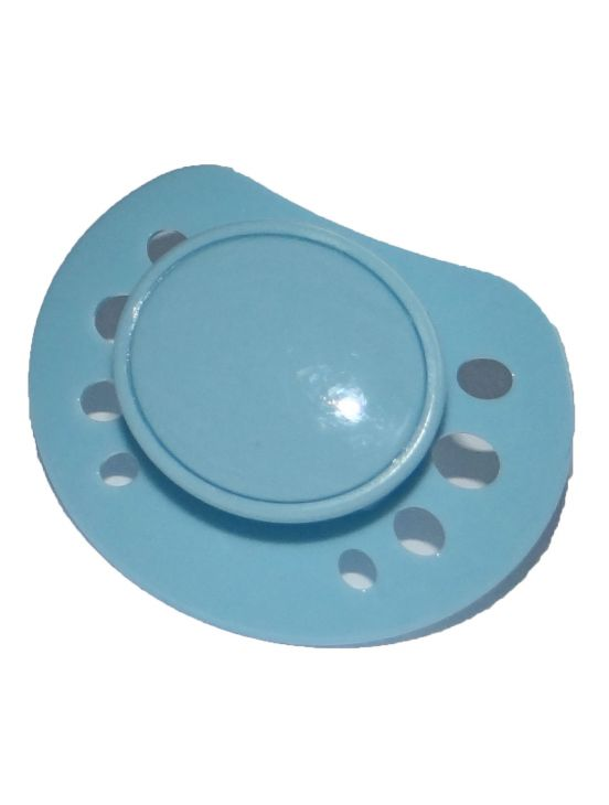 Chupete 0-6 pack 2 Azul claro