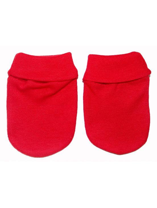 Manoplas Rojo