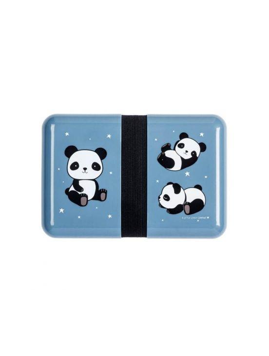 Caja almuerzo panda Petroleo