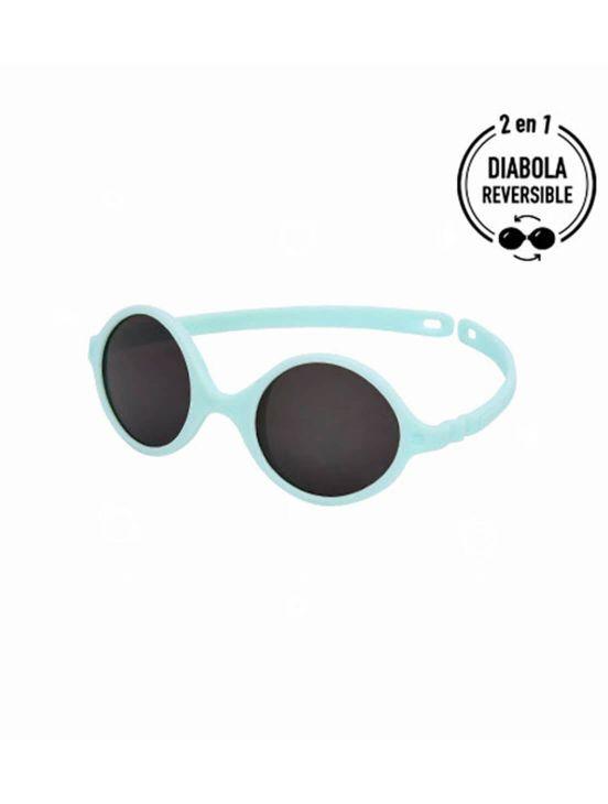 Gafas de sol diabola kietla 0-12m Azul claro