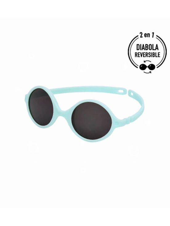 óculos de sol diabola kietla 0-12mAzul claro