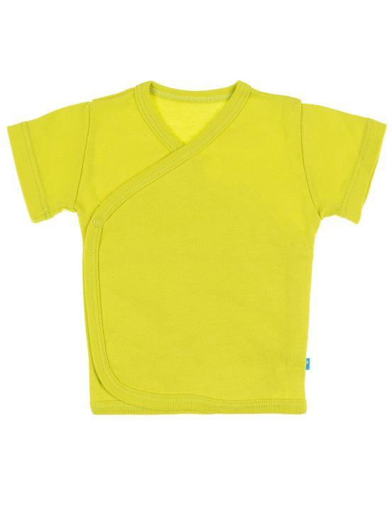 Camiseta cruzada manga corta Lima