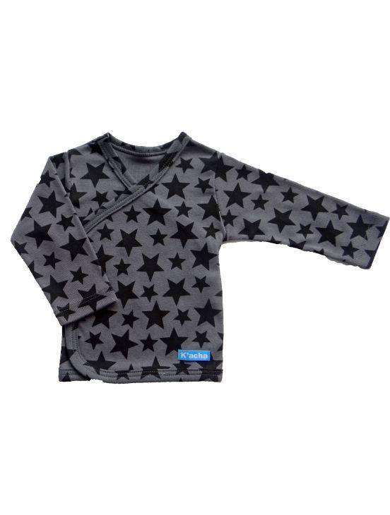 T-SHIRT CROSS-M-L STARS