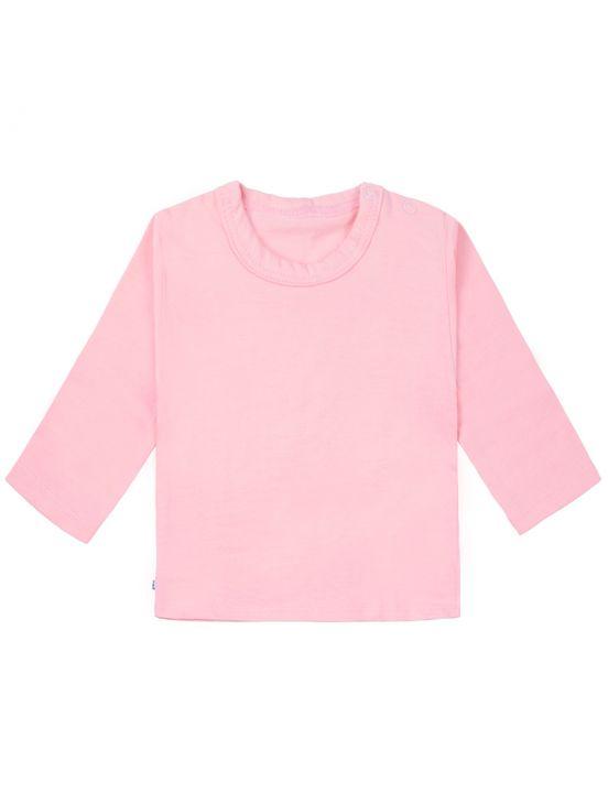 Camiseta m-l Rosa claro