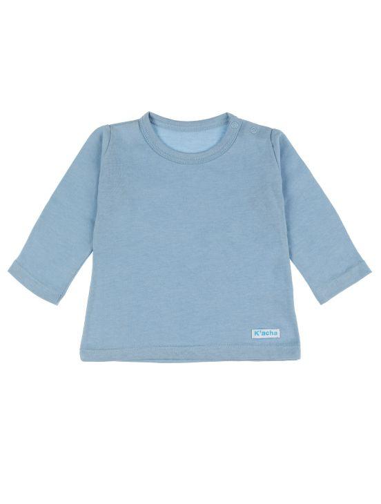 Camiseta m-l Azul claro