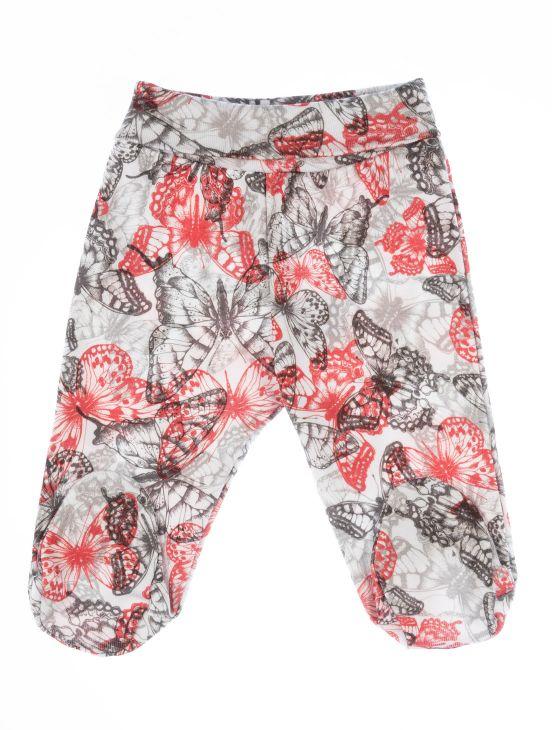 Baby leggings mikoakanNew coral
