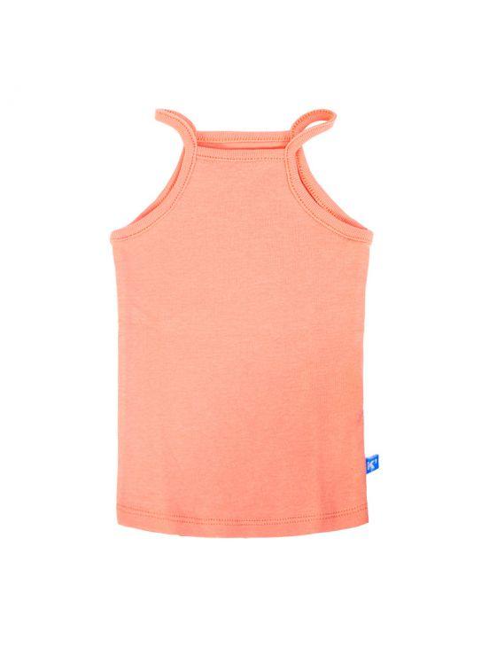 T-shirt alças Coral