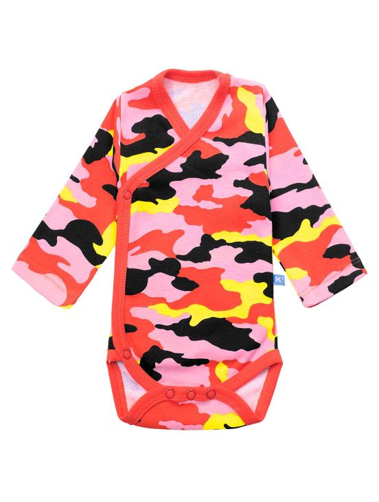 Body crossed ml camouflageNew coral