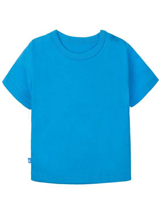 Camiseta manga corta Turquesa