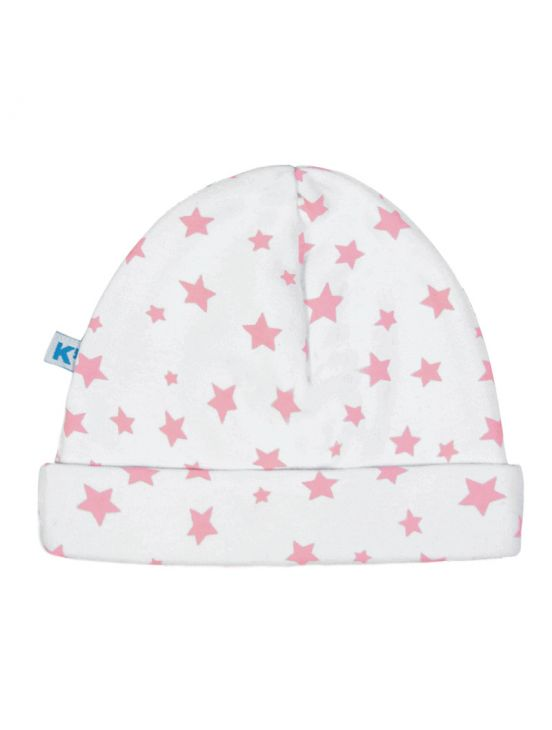 Chapéu estrela de bebêBranco