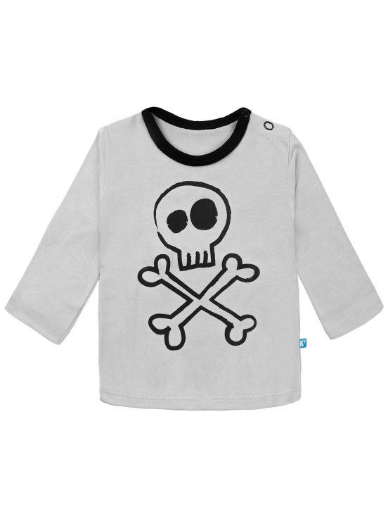 T-shirt ml trickCinzento claro