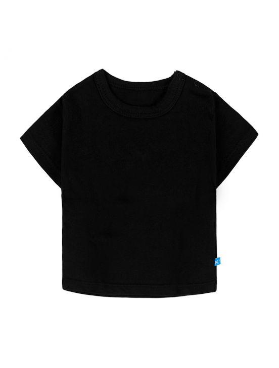 Camiseta manga corta Negro