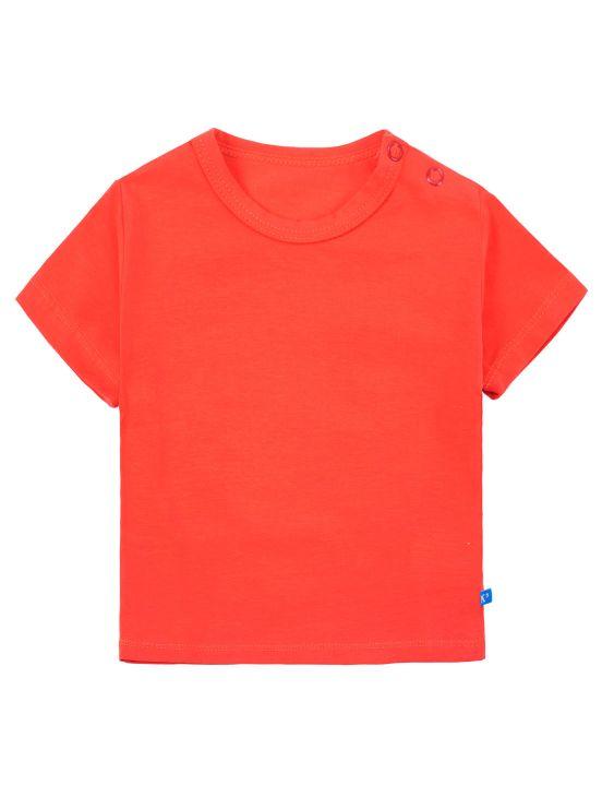 Camiseta manga corta New coral