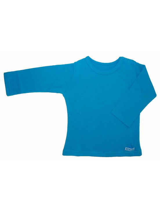 Camiseta m-l Turquesa