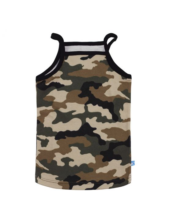 T-SHIRT CINGHIE CAMOUFLAGE