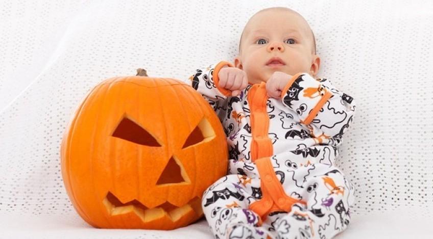 10 disfraces terroríficamente tiernos para bebés en Halloween