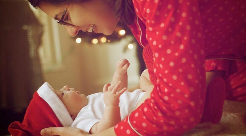 La primera Navidad de tu bebé