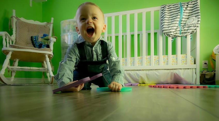 Cómo poner límites a tu bebé