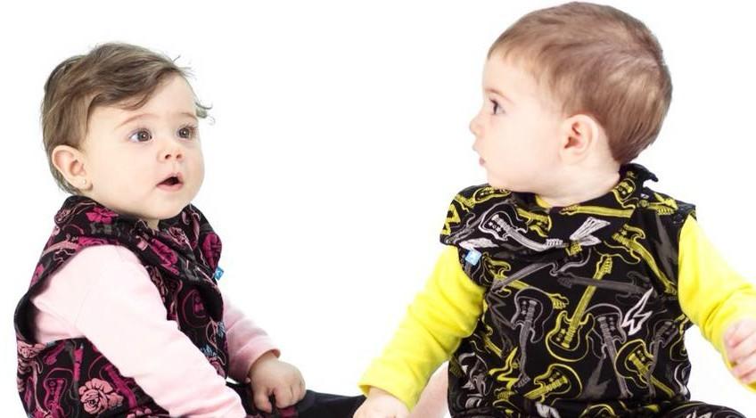 Cómo vestir a tu bebé en primavera