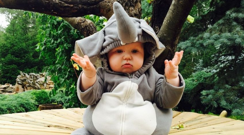 Vestir al bebé